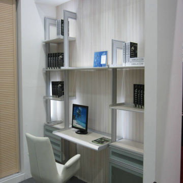 bookcase, bookshelf, computer desk, children study desk,living