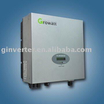 Growatt 1 5kw 3kw 5kw Solar Power Inverter Generator