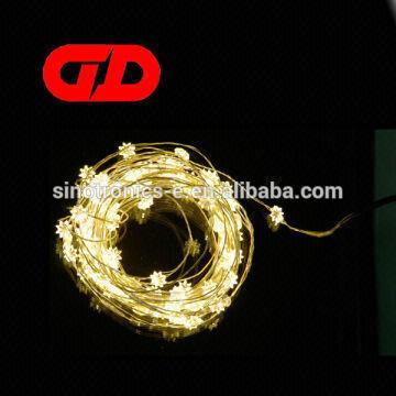 12 Volt Led String Lights Christmas