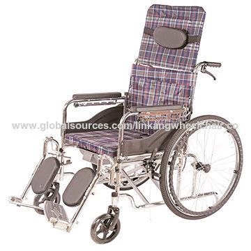 Amazing Fully Reclining Lightweight Wheelchair Hot Sale In Asian Creativecarmelina Interior Chair Design Creativecarmelinacom