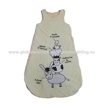 new styles 3478d 53cd6 padded velvet baby sleep bag, sleeping bags