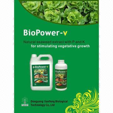 Completely Nutrient Fertilizer organic liquid Plant Food, Fermented