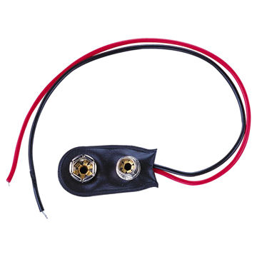 DC6831 BATTERY SNAP   Battery Snaps   Electronic Components ...
