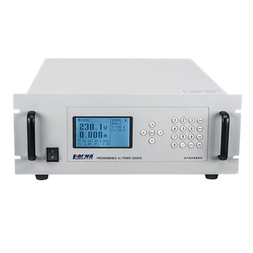 500VA-5kVA programmable linear AC power supply | Global Sources