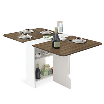 Coffee Table To Dining Table.Scalable Dining Table