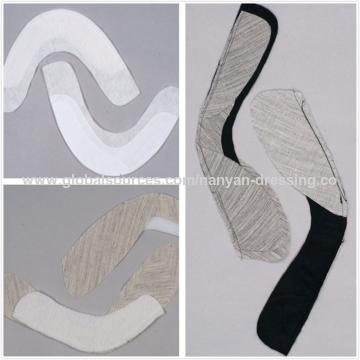 China Sleeve head rolls for suits