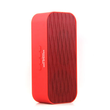 Trendwoo Bluetooth Speaker Bose Support TF card, USB Flash