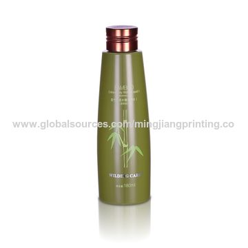 China Cosmetic container plastic bottle for cosmetic personal care,product innovative packing 35/120/180mL