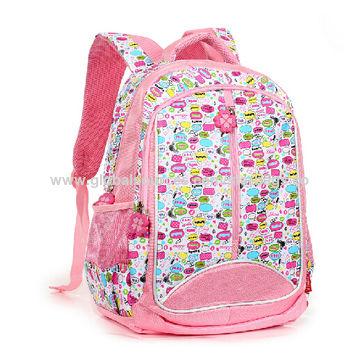 d59952456446 China Girl s School Backpacks from Quanzhou Manufacturer  Quanzhou ...