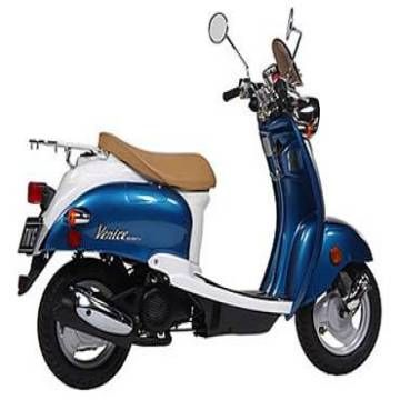 TNG Venice 49cc Retro Scooter | Global Sources