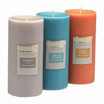 Pillar Candles India