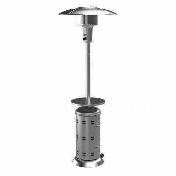 Stainless Steel Gas Patio Heater China