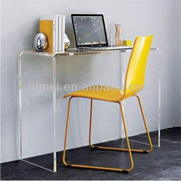 Own Design Welcome China Acrylic Study Table Desk : 1. SGS Non Toxic Test  2. Best