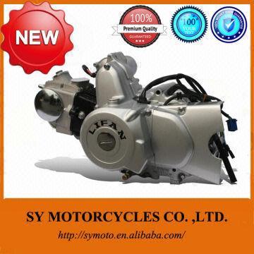 pit bike parts,lifan engine Horizontal lifan 110cc pit bike