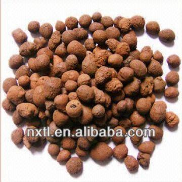 ... China Ceramic Garden Stone Balls Aquaponic Clay Pebbles
