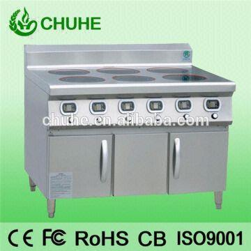 China Table Top Temperature Control Electric Stove Part
