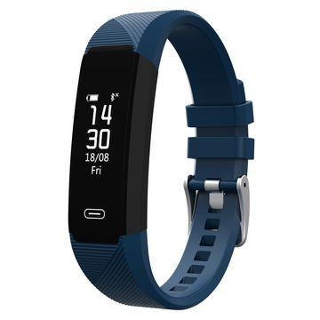 China Waterproof Heart Rate Monitor Pedometer Wristband Sport Activity Fitness Tracker Smart Bracelets