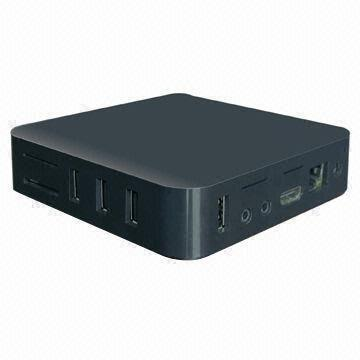TV Box with Android OS, ARM Cortex A9 CPU and Infrared