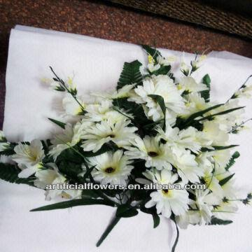 Silkplastic artificial flowers for funeral wreaths wholesale silkplastic artificial flowers china silkplastic artificial flowers mightylinksfo