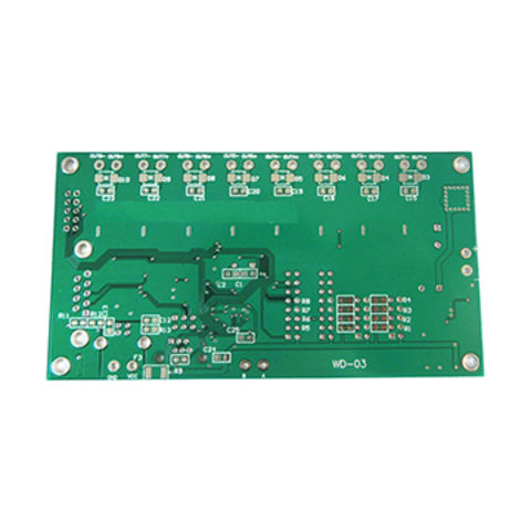 China Doube sided pcb board printed circuit board maker from ...