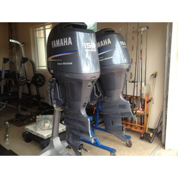 New! Yamaha F300 V6 4 2L Four Stroke F300UCA Outboard Motor | Global