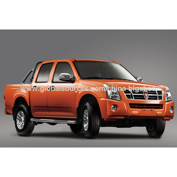 China 2WD 4WD Double Cabin SY1028 Mini Pickup Trucks from