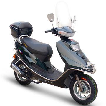 50cc Scooter, 50kph Maximum Speed, 5L Fuel Tank | Global Sources