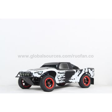 4-bolt 30 5cc engine RC cars with side-mount pipe | Global