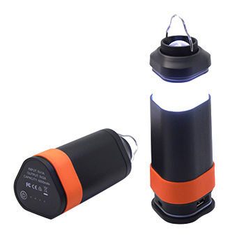 lights light bank lighting emergency lamp usb flashlight charger waterproof item rechargeable glare camping