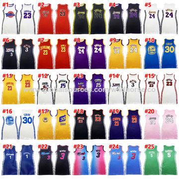 China Women Jersey Shirts Dress Summer Bodycon Dress #kobe #24 ...