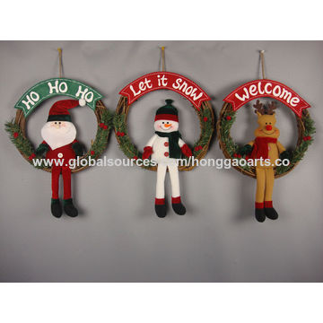 Christmas wall and hanging decoration