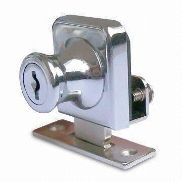 China Showcase Door Lock Sliding Glass Door Lock Available For
