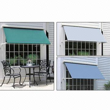 China Easy Classic Canvas Window/Door Awning Canopy/Umbrella with 35 x 35 x  sc 1 st  Global Sources : canvas door canopy - memphite.com