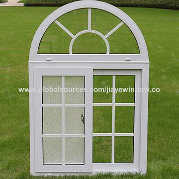 reputable site 87111 86426 China Panama Standard PVC Window 4mm Single Glazed UPVC from ...