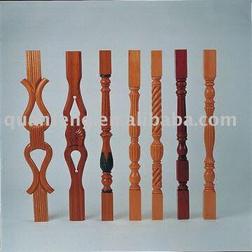 Wood Stair Accessories Balusters China Wood Stair Accessories Balusters