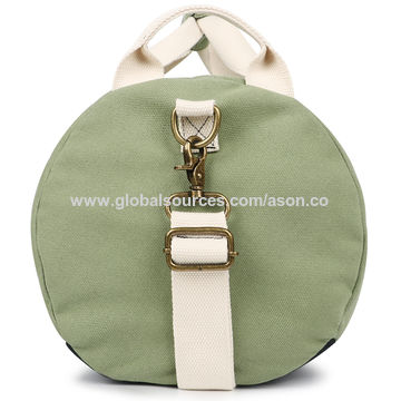 29d7e8548014 ... China Weekend Travel Cotton Bags Canvas Duffle Bag Sports Gym Bag ...