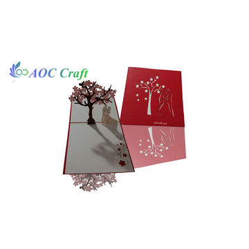 3d wedding invitation card 3d card kirigami card global sources vietnam 3d wedding invitation card 3d card kirigami car stopboris Image collections