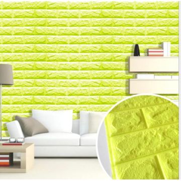 3D Wall Panel fireproof Boards Interior Home Decoration Wall Panel ...