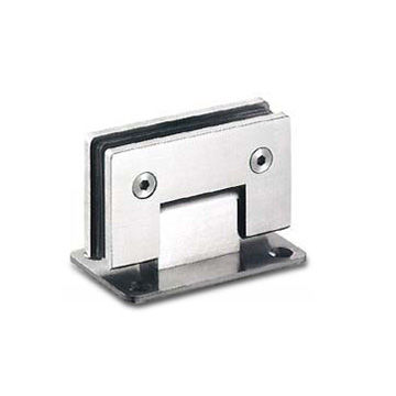hong kong sar 316 stainless steel glass door hinge with ss screws