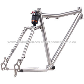 Bicycle Parts/Full Suspension Bike Frame/Bicycle Frame and
