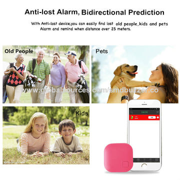 Anti-loss Alarm BLE Tracker/Bluetooth 4 0 Anti-loss Device
