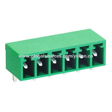 Terminal block for replacement phoenix connector deca