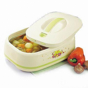 Taiwan Insulated Food Container from Tainan Manufacturer Chine Lee