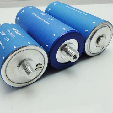 Graphene super capacitor, 3000F 2 7V, high power | Global Sources