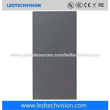 China P3.91 indoor video wall screen for advertising live show, 1000*500mm