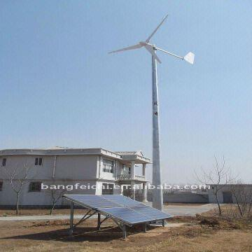 20kw Wind Solar Power Hybrid Wind Turbine | Global Sources