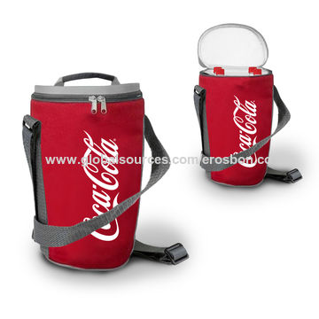 China Insulated Cooler Bag In Round Shape Customized Designs Are Accepted