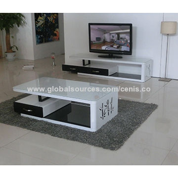 Suply Modern Glass Coffee Tables Unique Mdf End Tables Tv Cabinet