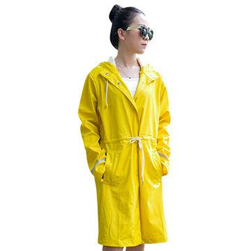347c6ee6f Women's raincoat | Global Sources