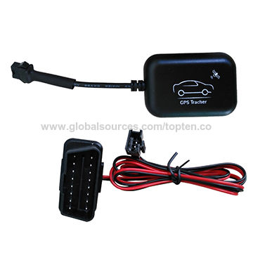 China Factory GPS Tracker, Better than GT02a, Supports SMS/GPRS Data